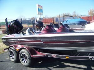 2019 skeeter fishing boat